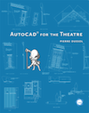 Freelance textbook editing: AutoCAD for the Theatre