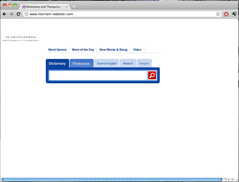 Screenshot: website after Adblock Plus