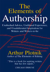 Arthur Plotnik: Elements of Authorship
