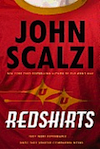 Hugo Award winner Redshirts by John Scalzi