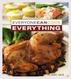 Freelance cookbook proofreading: Everyone Can Cook Everything by Eric Akis