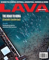 Freelance magazine editing: LAVA magazine