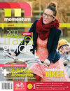 Freelance magazine editing: Momentum magazine
